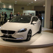 March 31st, Beesd the Netherlands Presentation of new Volvo V40 — Zdjęcie stockowe