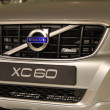 March 31st, Beesd the Netherlands Volvo XC 60 in showroom - Stockfoto
