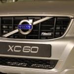 Постер, плакат: March 31st Beesd the Netherlands Volvo XC 60 in showroom