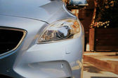 March 31st, Beesd the Netherlands Introduction of new Volvo V40 — Stock Photo