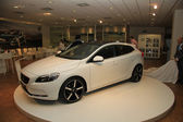 March 31st, Beesd the Netherlands Introduction of new Volvo V40 — Stockfoto