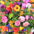 Spring bouquet in bright colors — Stock Photo #9926771