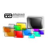 Der Vektor abstrakten Farbe Hintergrund eps 10 — Stockvektor