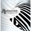 Royalty-Free Stock Imagem Vetorial: Vector zebra abstract background with text