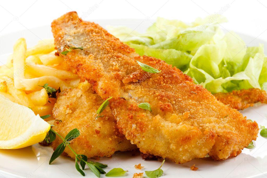 Best Fast Food Fish Fillet