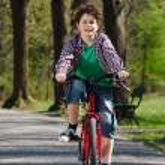 Cyclist — Stock Photo #8764032
