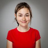 πορτραίτο κοριτσιού — Φωτογραφία Αρχείου