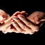 Hand symbol — Stock Photo #10471754