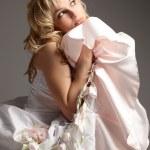 Beautiful young woman — Stock Photo #10519783
