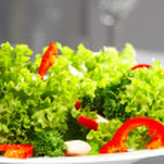 Salad — Stock Photo #10528327