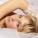 Beautiful young woman — Stock Photo #10528627