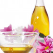 Stock Photo: Aromatic oils