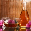 Aromatic oils - Stock Photo
