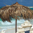 Stock Photo: On a tropical island, travel background, cuba