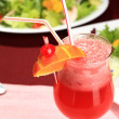 Red cocktail — Stock Photo #10670432