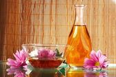 Aromatic oils — Stock Photo