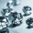 Stock Photo: Nice diamonds