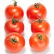 Fresh tomatoes — Stock Photo #9046726