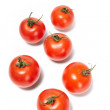 Fresh tomatoes — Stock Photo #9047622