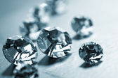 Nice diamonds — Stock Photo