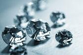Bella diamanti — Foto Stock