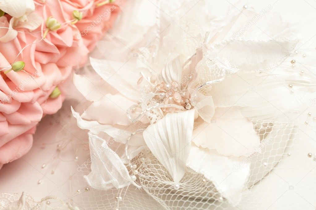 Wedding background — Stock Photo #9079218