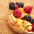 Stock Photo: Fruit salad