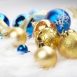 Royalty-Free Stock Photo: Christmas balls