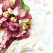 Orchid bouquet - Stock Photo