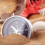 Compass — Stock Photo #9640849