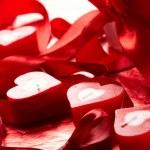Romantic candles — Stock Photo #9642368