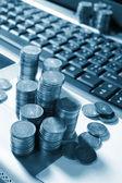 бизнес, электронная коммерция — Стоковое фото