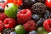 Fruit mix, berry — Stock Photo