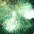Firework in honor of Independence Day — Stock Photo #9833350