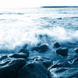 Rugged sea — Stock Photo #9841970
