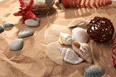 Mare-natura morta — Foto Stock