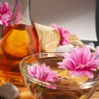 Spa still-life - Stockfoto