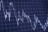 Diagramme d'activité sur le rapport financier — Photo