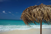 上一个热带岛屿,旅行的背景,古巴 — 图库照片