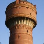 Watertower of brick — Stock Photo #9466295