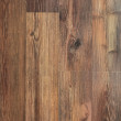 Brown wood texture in closeup — Stock Photo #8809384