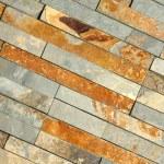 Textured brick-wall — Stock Photo