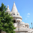 Fisherman Bastion in Budapest, Hungary — Stock Photo #8977231