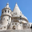 Fisherman Bastion in Budapest, Hungary — Stock Photo #8977245