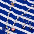 Sailor accessories — Stockfoto