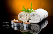 Spa-behandling — Stockfoto