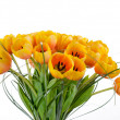 Stock Photo: Tulips bouquet