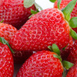 Group of strawberries — Stockfoto #9950178