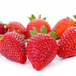 Group of strawberries — Stok Fotoğraf #9950213