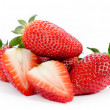 Group of strawberries — Stock Photo #9950299